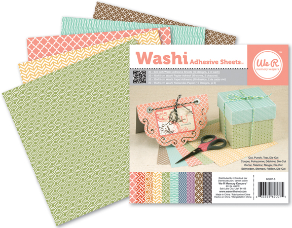 6x6 washi catalog image