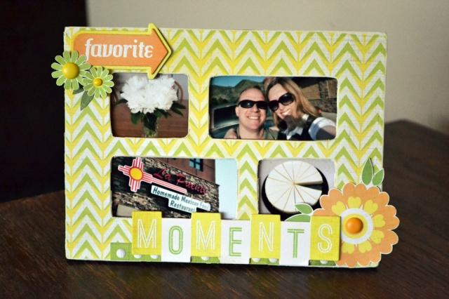 favorite moments frame