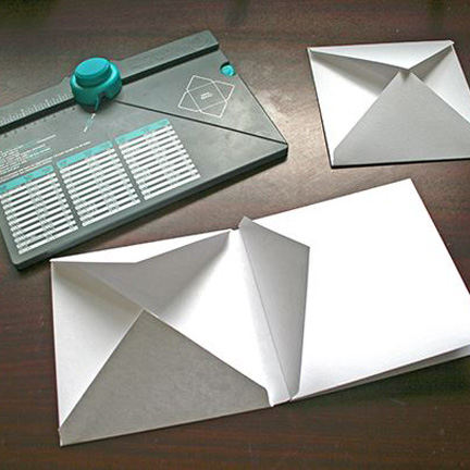 we r memory keepers envelope punch board instructions