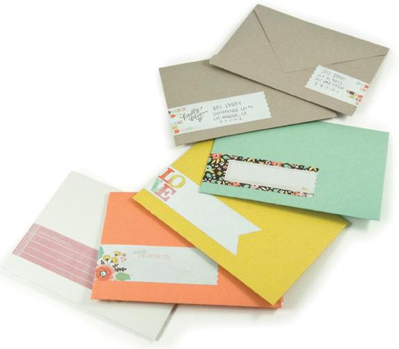 Envelope Intro