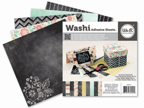 washi sheets