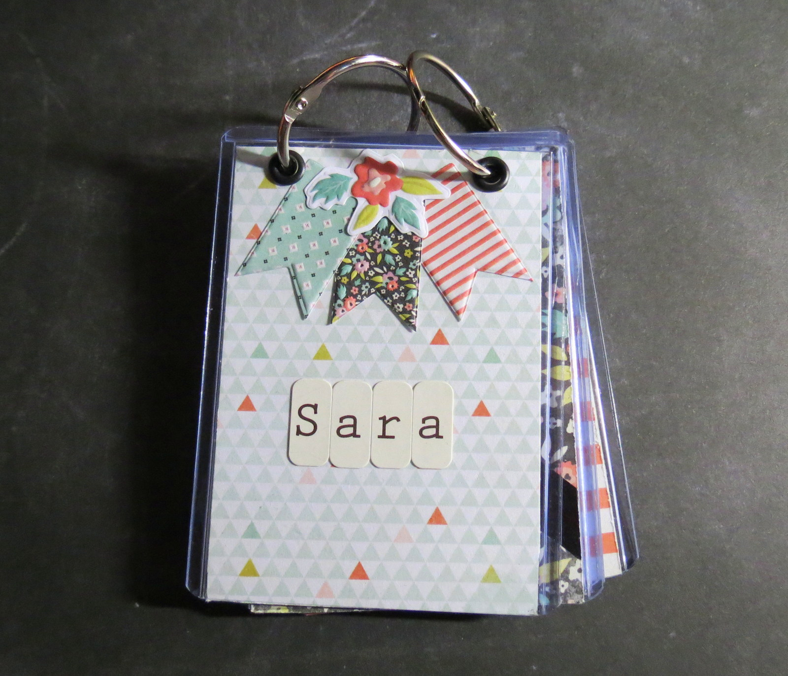 Create A Mini Book With Baseball Cards We R Memory Keepers Blog