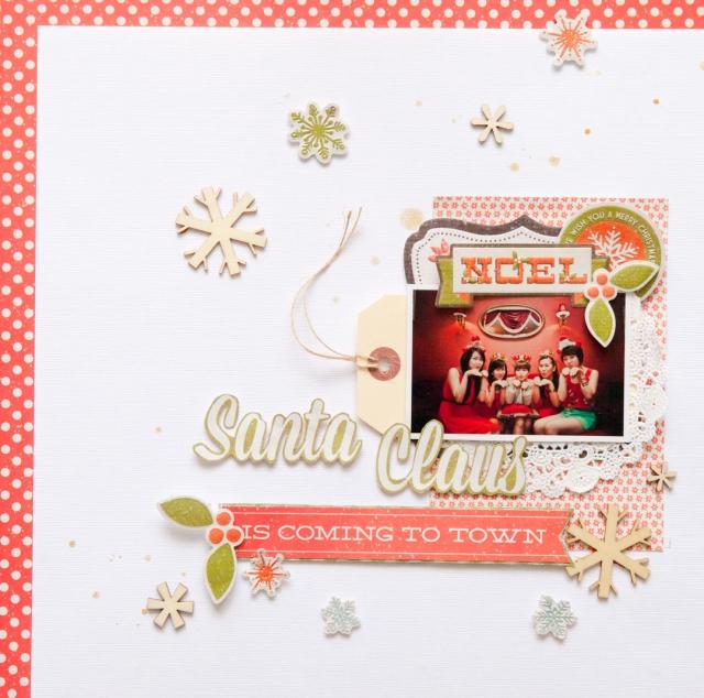Santa Claus by Evelynpy