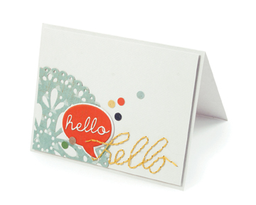 sew easy templates card