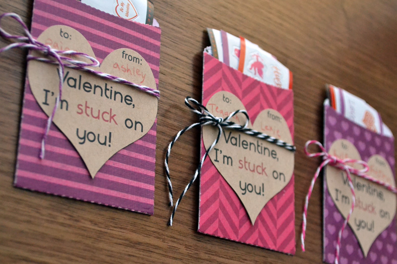 Mini Pocket Valentines We R Memory Keepers Blog