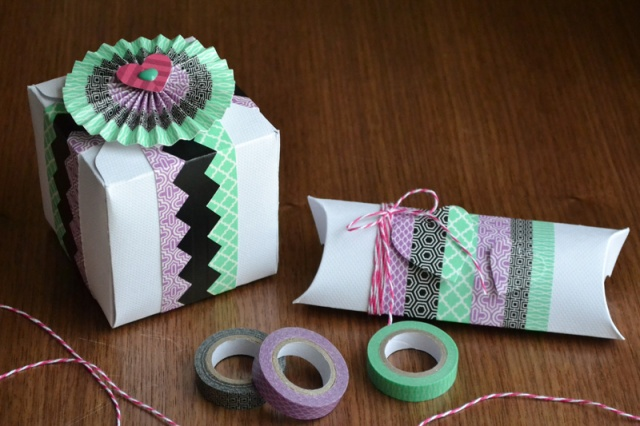 We R_washi tape gift boxes_aly dosdall