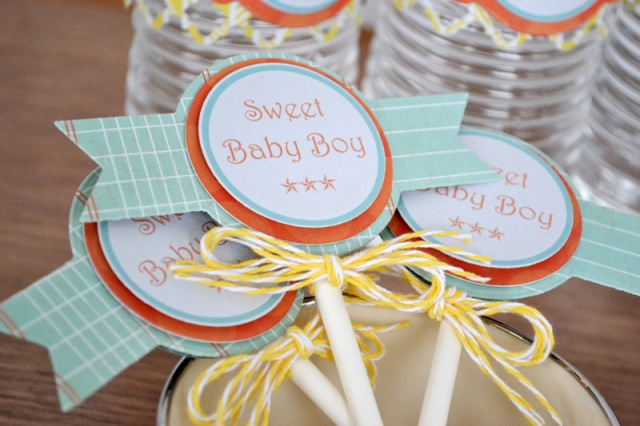We R Baby Shower Decor by Aly Dosdall_cupcake wrappers