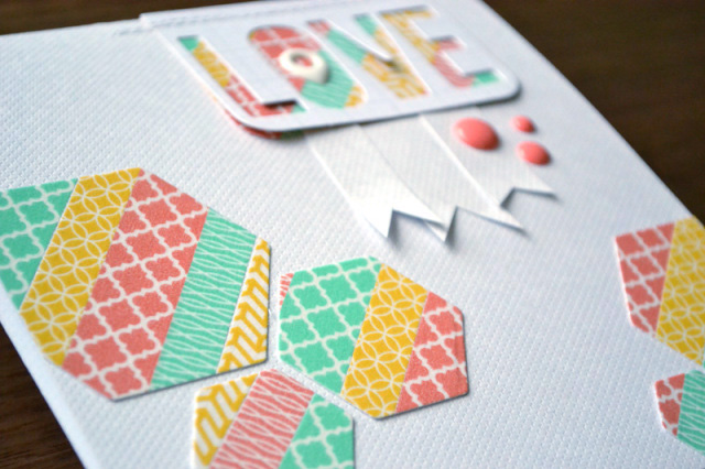 Die cutting washi tape we r memory keepers blog for How do you use washi tape