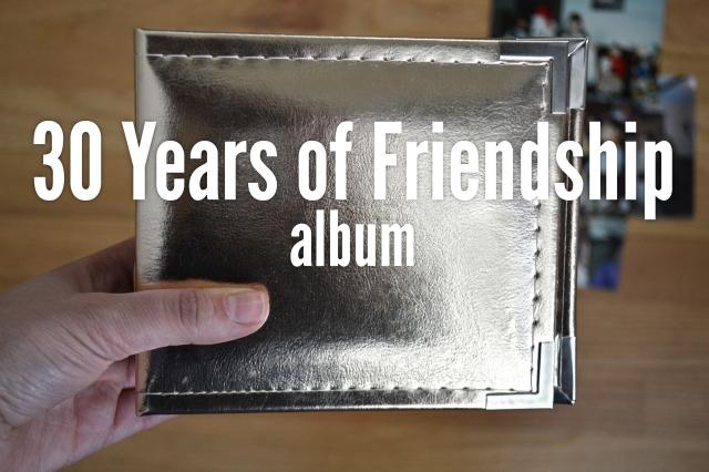 30 Years of Friendship 01   Amanda Rose blog