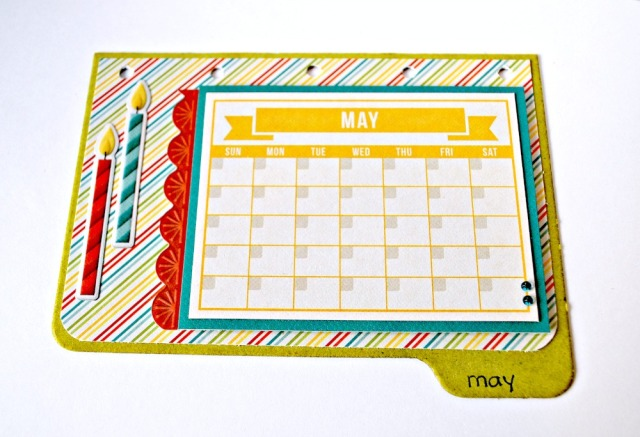 Monthly Calendar 5