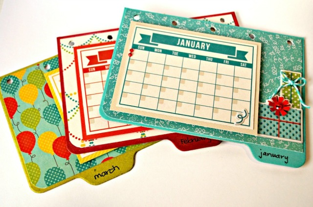 Monthly Calendar2