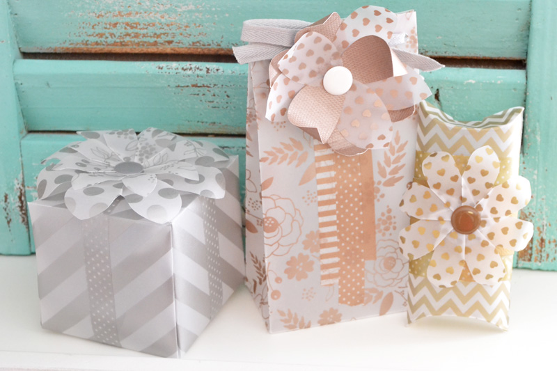 We R Vellum Favor Boxes by Aly Dosdall