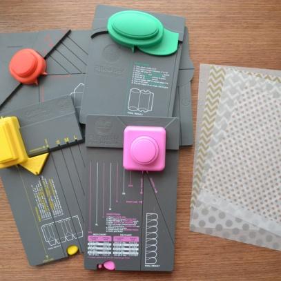 We R Vellum Favor Boxes supplies