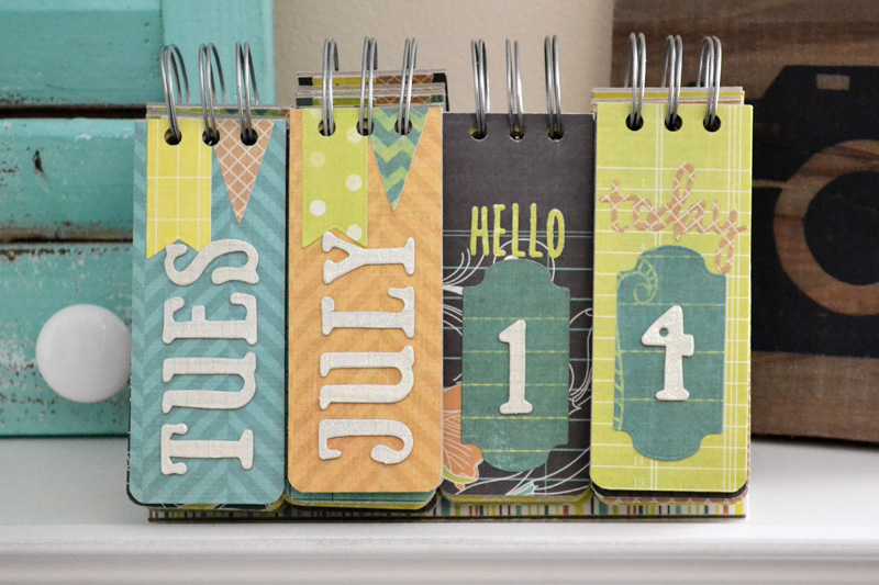 Cinch Kit: Perpetual Calendar | We R Memory Keepers Blog