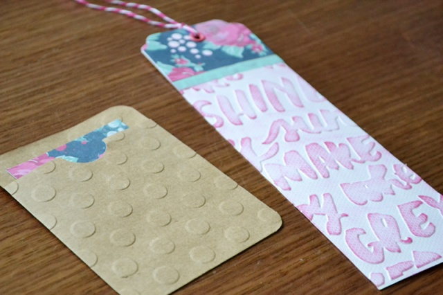 We R New Embossing Folders Projects by Aly Dosdall