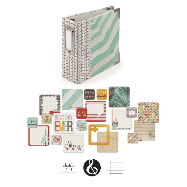 @WeRMemoryKeeper Shine Instagram Kit. New release available Oct. 2014