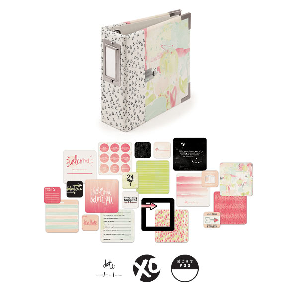 @WeRMemoryKeeper Love Notes Instagram Kit. New release available Oct. 2014