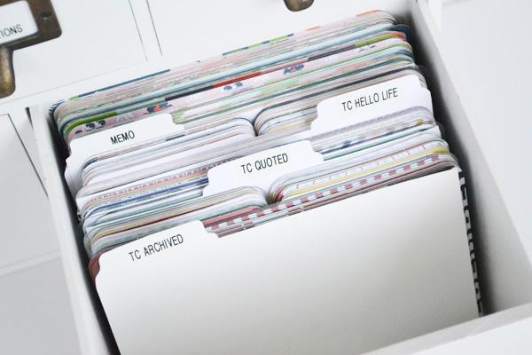 card drawer 2