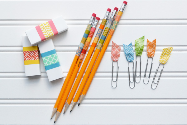 washi school supplies by aly dosdall 1