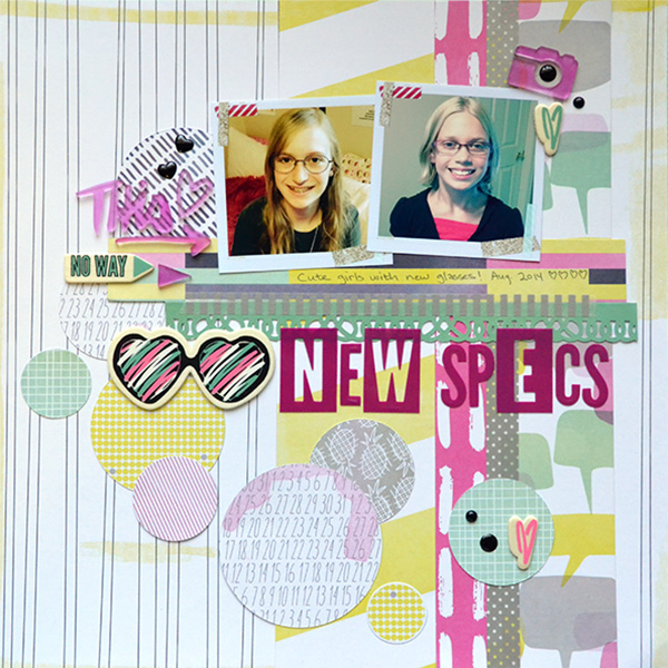 New Specs by Aly Dosdall