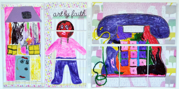 storing school art projects by aly dosdall 1
