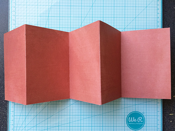 accordion fold inside pages