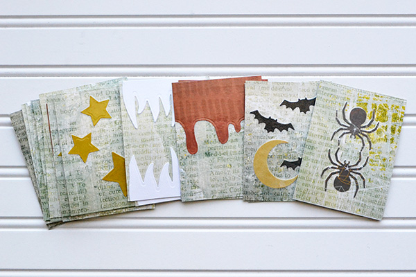 DIY Halloween Memory Game by Aly Dosdall 2