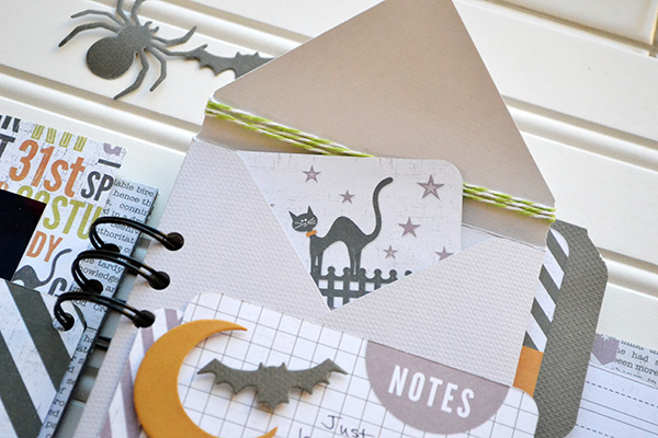 Halloween Costume Mini Album by Aly Dosdall_page 2a