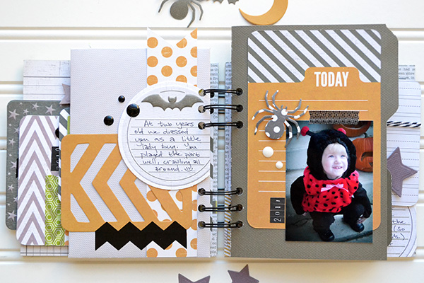 Halloween Costume Mini Album by Aly Dosdall_page 3
