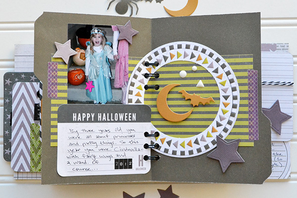 Halloween Costume Mini Album by Aly Dosdall_page 4