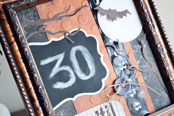 Halloween Countdown by Aly Dosdall_close 1