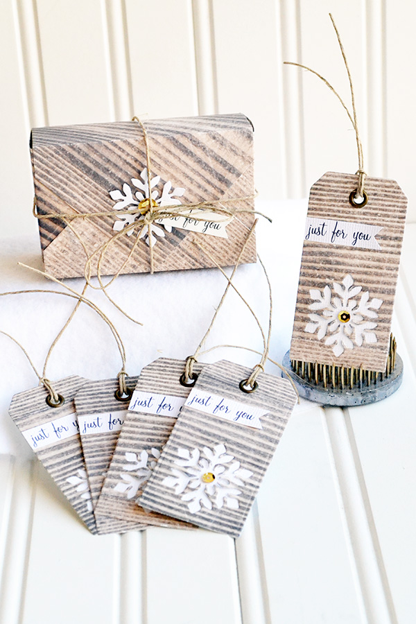 Holiday Gift Tag Set by Aly Dosdall