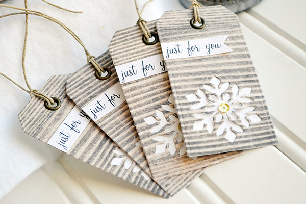 Holiday Gift Tag Set by Aly Dosdall_close 1