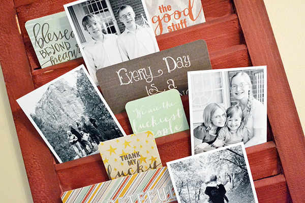 Shutter Family Photo Display by Aly Dosdall2