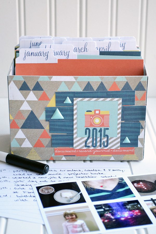 memory box by aly dosdall 2