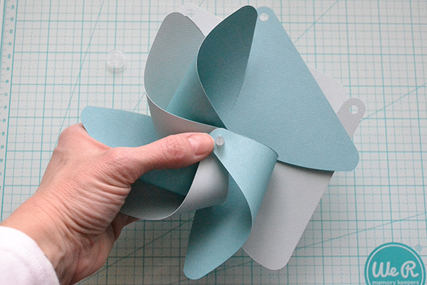 Pinwheel Bouquet 7