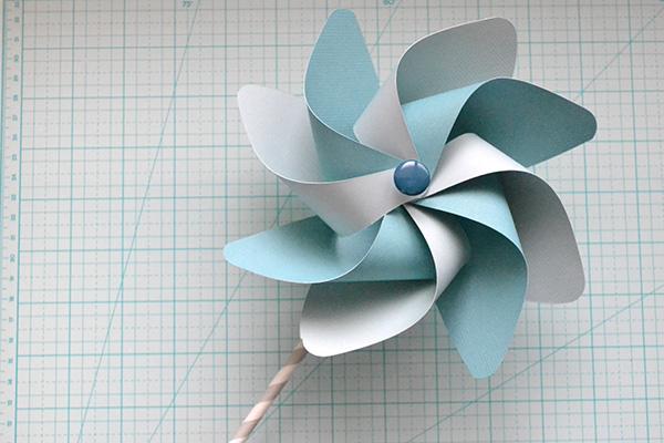 Pinwheel Bouquet 9