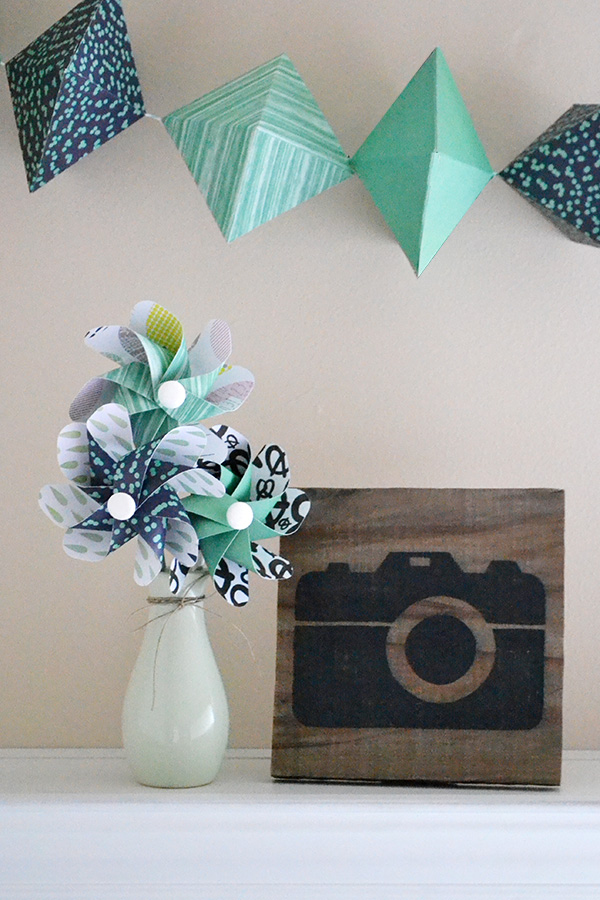 Pinwheel Bouquet by Aly Dosdall 1