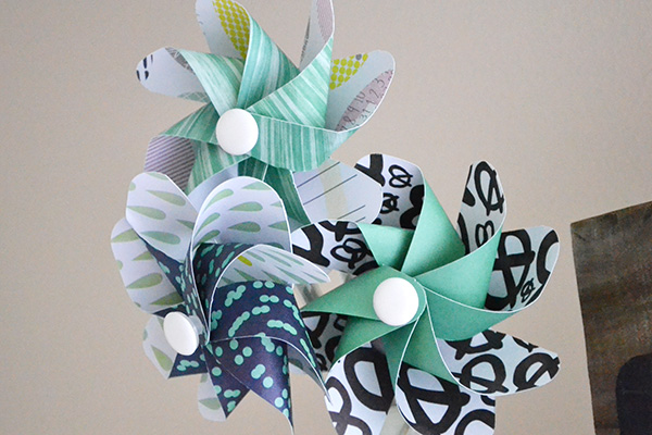 Pinwheel Bouquet by Aly Dosdall 3