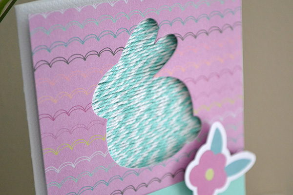 Baker's Twine Easter Card by Aly Dosdall_2