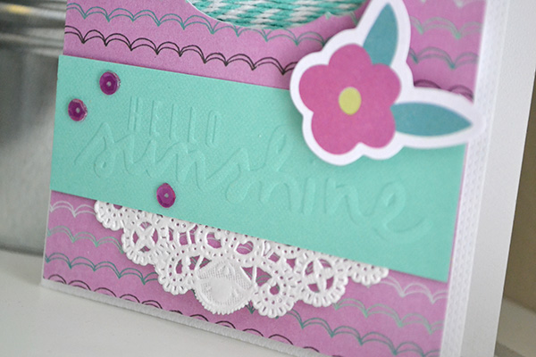 Baker's Twine Easter Card by Aly Dosdall_3