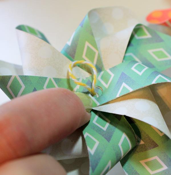Pinwheel Birthday Banner by Samantha Taylor 3