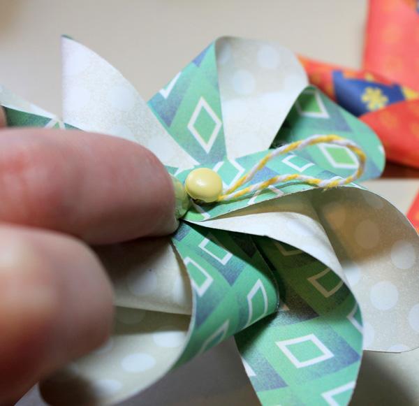 Pinwheel Birthday Banner by Samantha Taylor 4