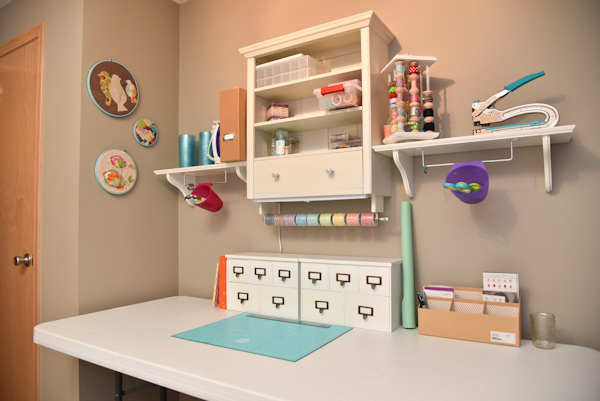 Craft Room by Jen McDermott 1