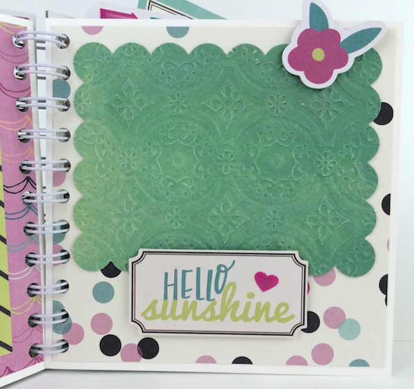 Spring Cinch Album by Traci Penrod4