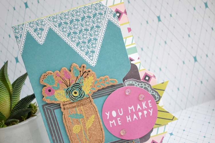 123 Punch Board File Folder Card by Aly Dosdall_close