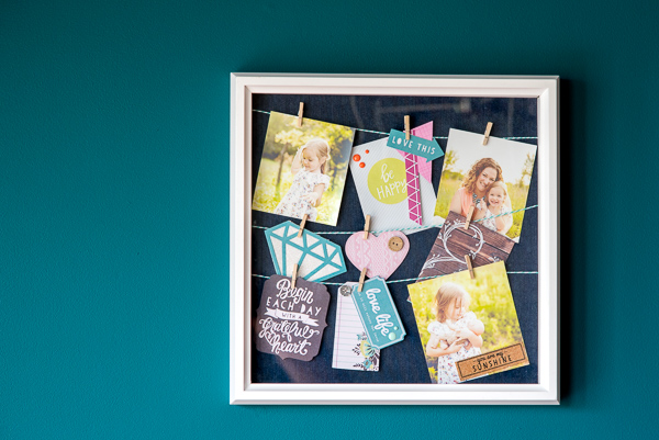 Clothesline Shadowbox by Jen McDermott-1