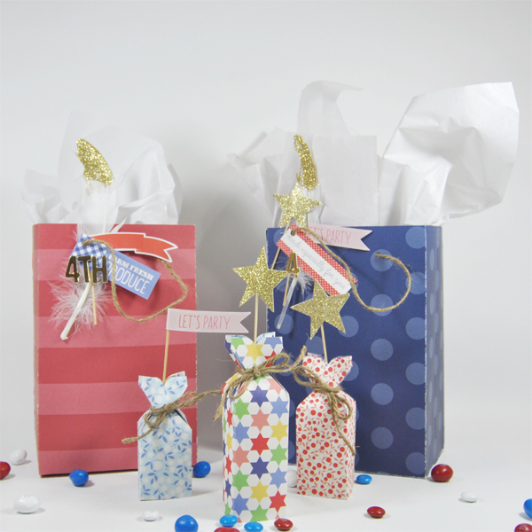 Patriotic Gift treat by Aimee Maddern 1