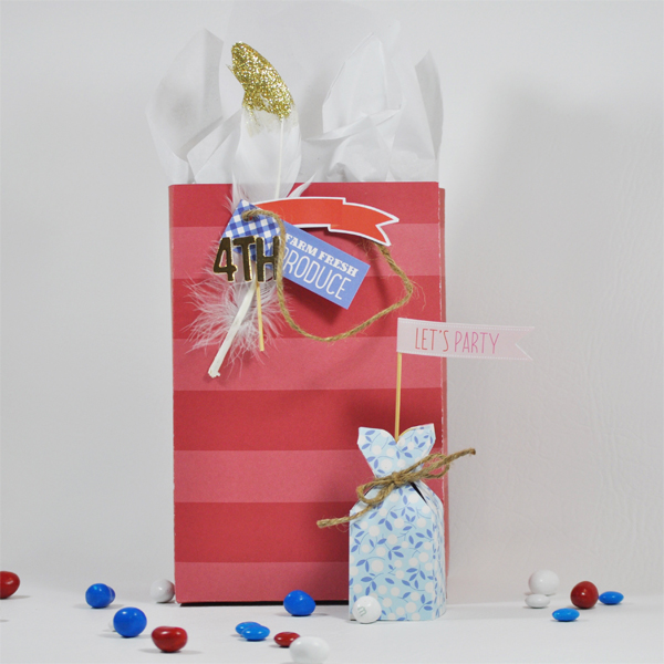 Patriotic Gift treat by Aimee Maddern 6