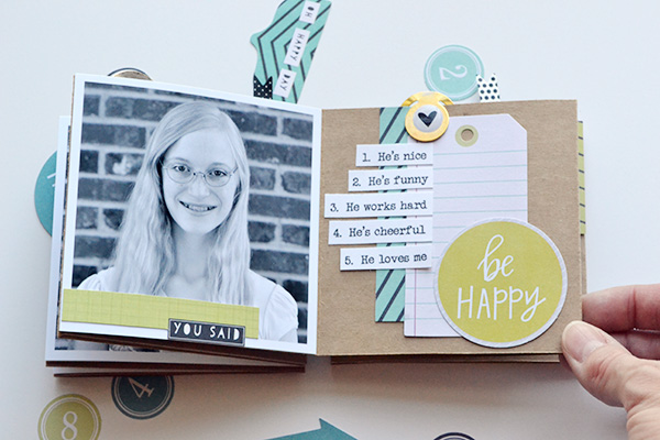 Template Studio Accordion Fold Fathers Day Album by Aly Dosdall 6